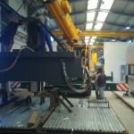 DGA Devecser 45 tonnás megmunkáló központ daruzása (3)