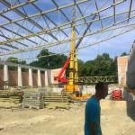 Ajka városi uszoda átépítése