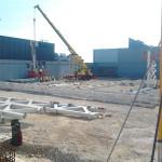 VALEO Veszprém csarnok építése (10)