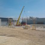 VALEO Veszprém csarnok építése (11)