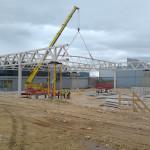 VALEO Veszprém csarnok építése (12)