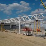 VALEO Veszprém csarnok építése (14)