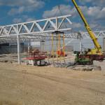VALEO Veszprém csarnok építése (15)