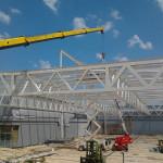 VALEO Veszprém csarnok építése (17)