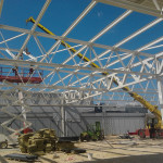 VALEO Veszprém csarnok építése (18)
