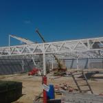 VALEO Veszprém csarnok építése (19)