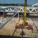 VALEO Veszprém csarnok építése (20)