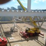 VALEO Veszprém csarnok építése (23)