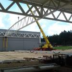 VALEO Veszprém csarnok építése (24)