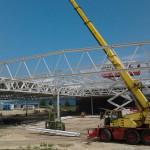 VALEO Veszprém csarnok építése (26)