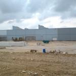 VALEO Veszprém csarnok építése (5)