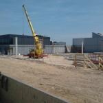 VALEO Veszprém csarnok építése (6)