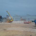 VALEO Veszprém csarnok építése (8)