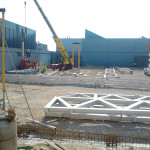 VALEO Veszprém csarnok építése (9)