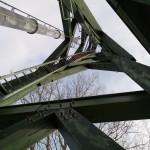 Székpuszta Vodafone torony bontása